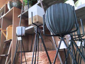 鉢+鉢用スタンド