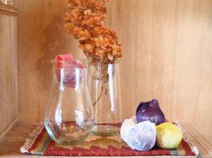 水耕栽培用バルブベース+ヒヤシンス