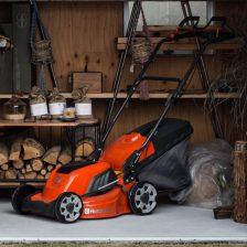 ハスクバーナー ローンモアLC141Li(芝刈り機)
